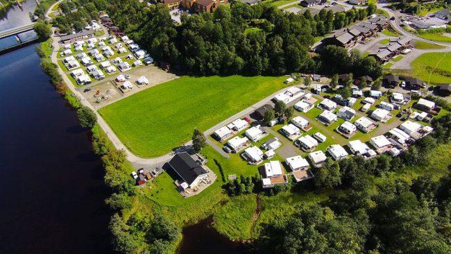 Brekkøya Camping
